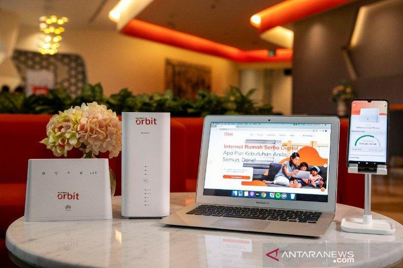 Layanan Telkomsel Orbit bisa dinikmati warga di Kota Jayapura