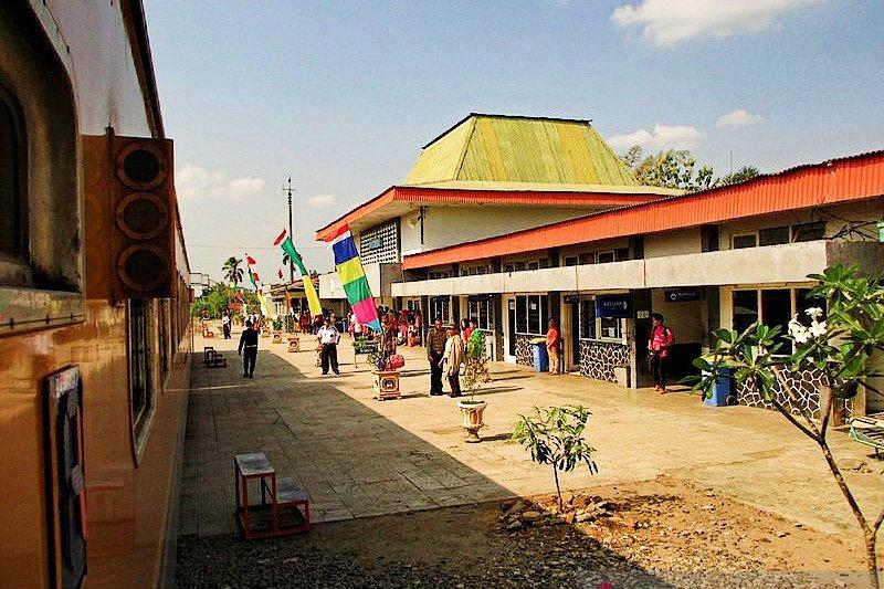 Opersional KA di Stasiun Baturaja dihentikan hingga Juli 2020 cegah penyebaran COVID-19