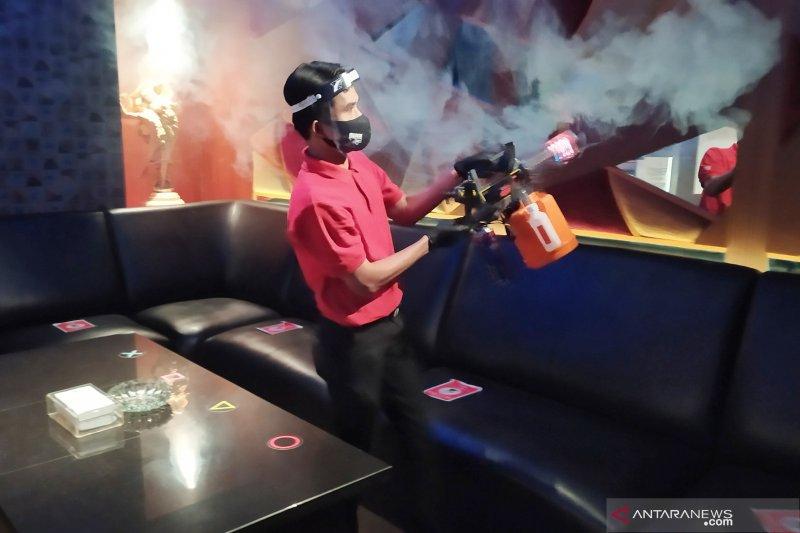 Pemkot Bandung minta para pengelola tempat hiburan tes cepat pengunjung