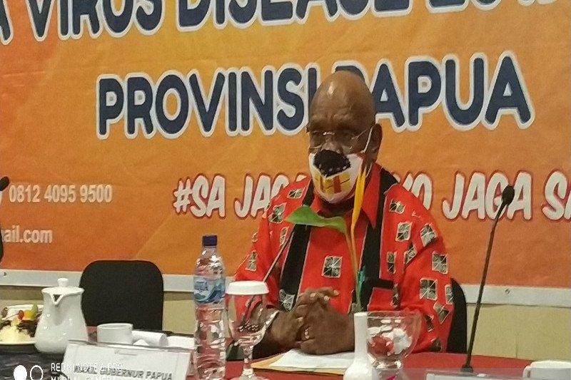 Pemprov Papua perpanjang masa tanggap darurat COVID-19 hingga 31 Juli