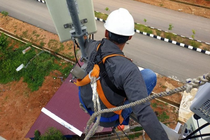XL Axiata perkuat jaringan di Tol Balikpapan--Samarinda