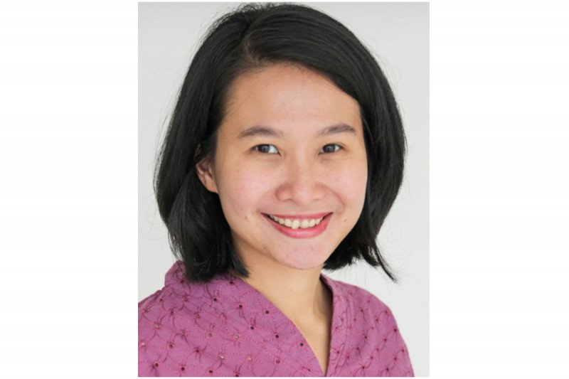 Juri Piala Oscar pertama dari Indonesia Amelia Hapsari