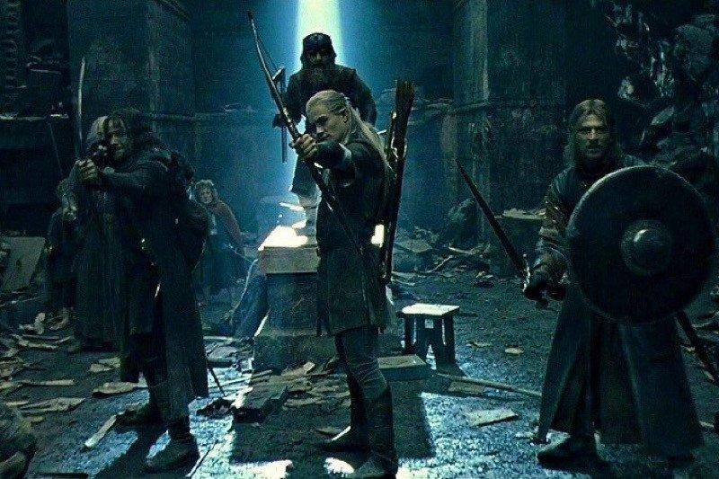 """Serial """"The Lord of the Rings"""" kantongi izin syuting di Selandia Baru"""