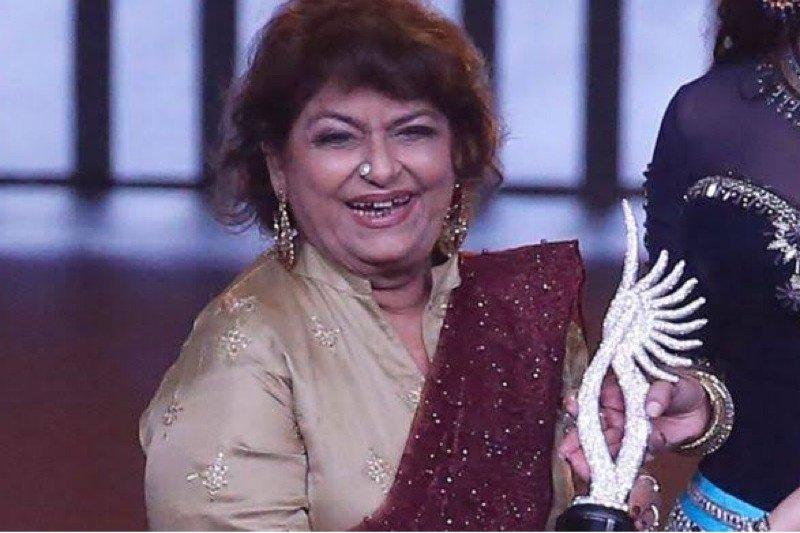 Koreografer ikonik Bollywood, Saroj Khan meninggal