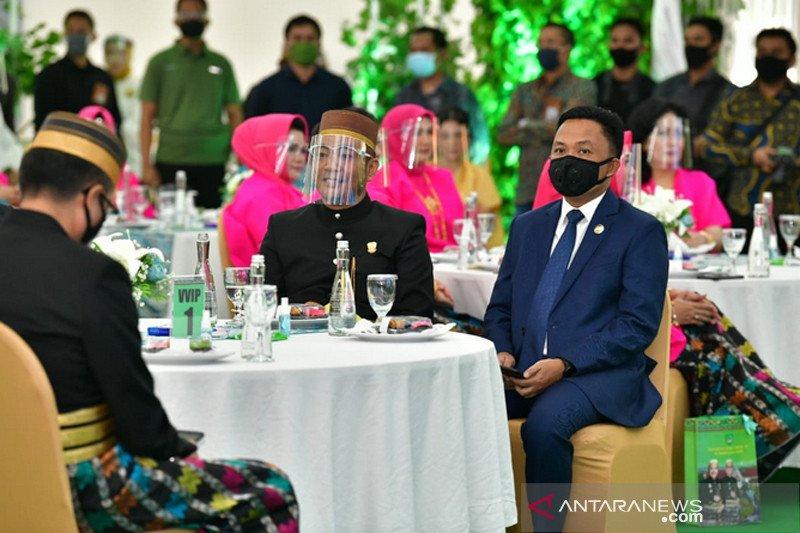 Bupati Bantaeng hadiri HUT ke-61 Kabupaten Maros