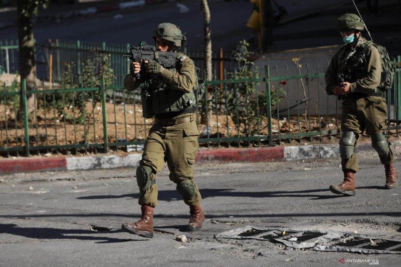 Israel tembak mati pengemudi Palestina