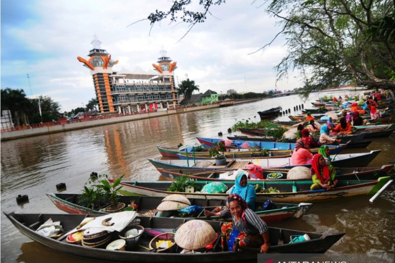 Banjarmasin has not open tourist attraction yet
