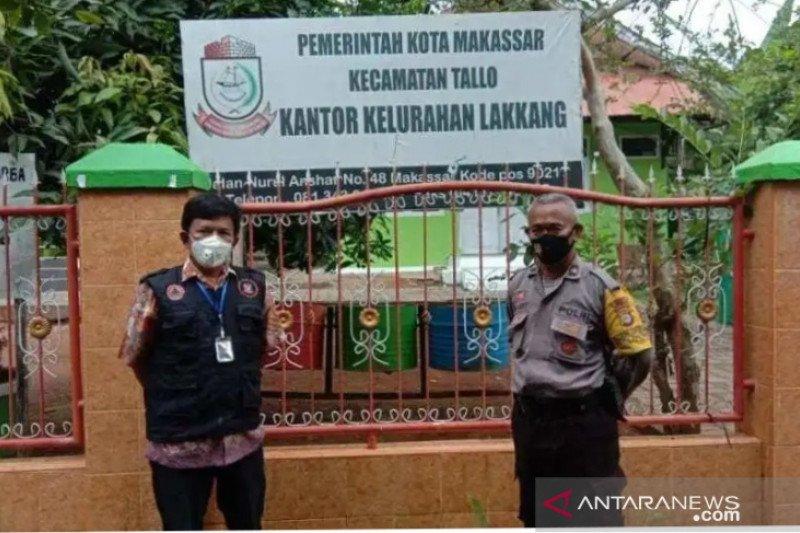 Zona hijau Kelurahan Lakkang Makassar wilayah percontohan bebas COVID-19