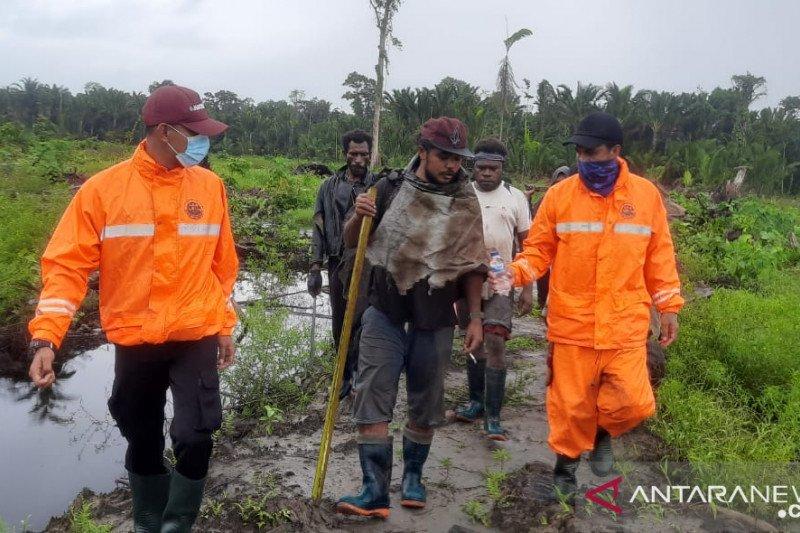 SAR: Tak ada korban perahu terbalik di perairan Pulau Puriri