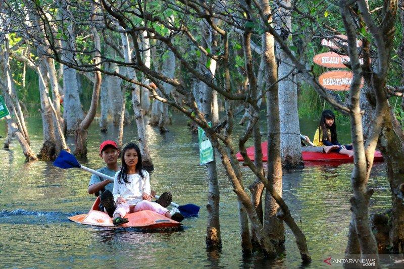 Pemkab Banyuwangi buka sebagian tempat wisata dengan menerapkan pembatasan