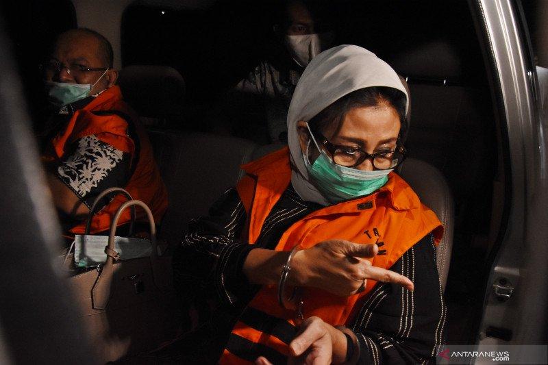 Terkait OTT, Istri Bupati Kutai Timur diberhentikan dari jabatan ketua DPC PPP