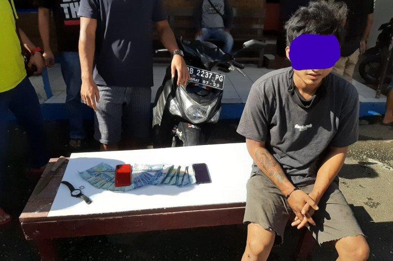Timsus Maleo Polda Sulut tangkap pelaku pencurian dengan kekerasan