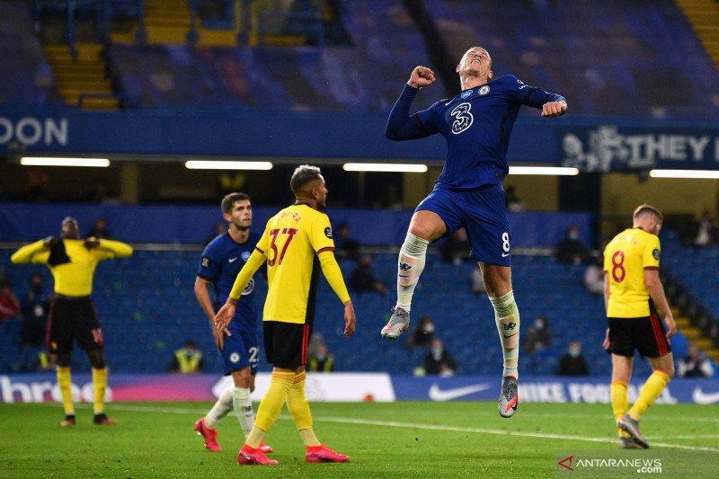 Aston Villa meminjam Ross Barkley dari Chelsea