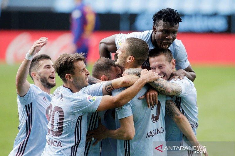 Celta Vigo diimbangi Real Betis 1-1