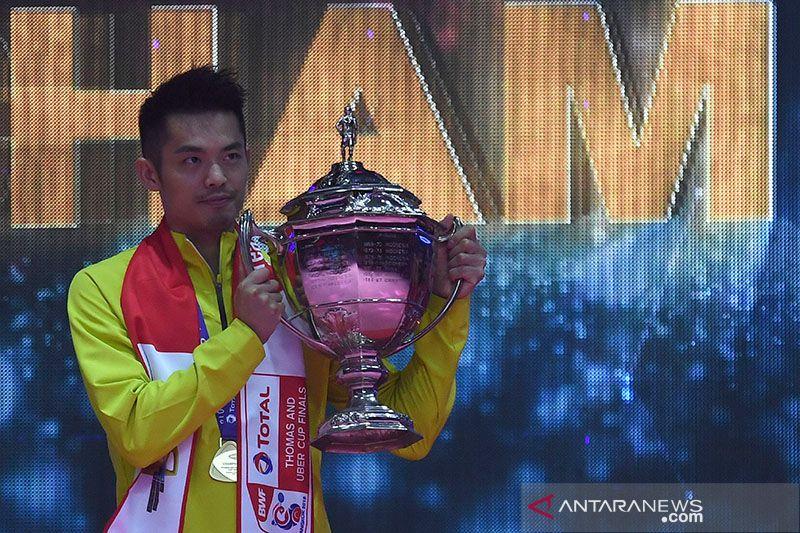 Setelah pensiun, Lin Dan masih ingin tampil di Kejuaraan Nasional