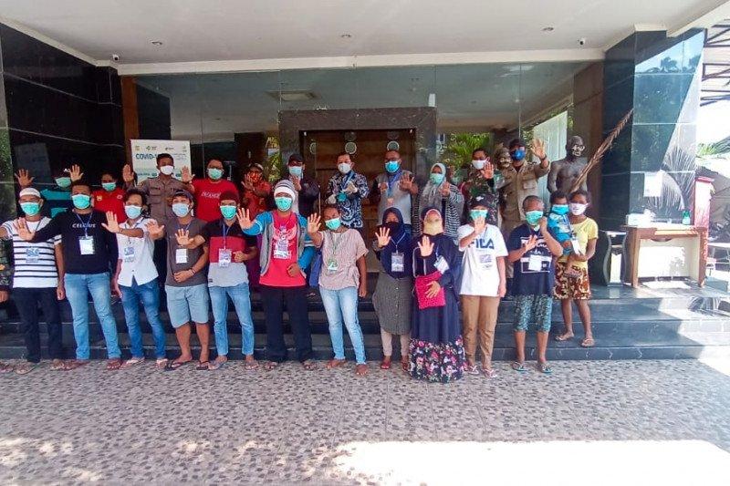 13 pasien COVID-19 di Kota Jayapura dinyatakan sembuh