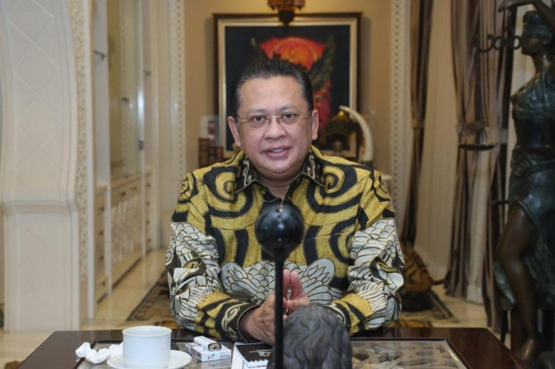 Ketua MPR: kaum milenial bumikan Pancasila dalam keseharian