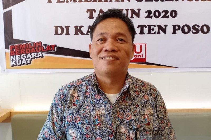 KPU Poso siapkan 505 TPS Pilkada 2020