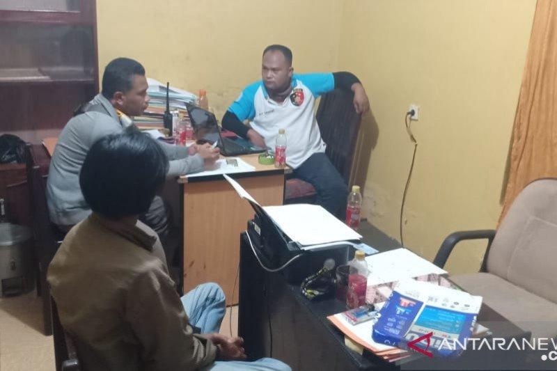 AH Pelaku penganiayaan warga Timika menyerahkan diri ke polisi