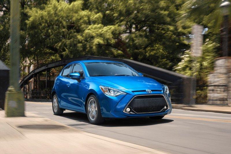 """Toyota Yaris bakal """"lenyap"""" dari pasar mobil baru AS"""