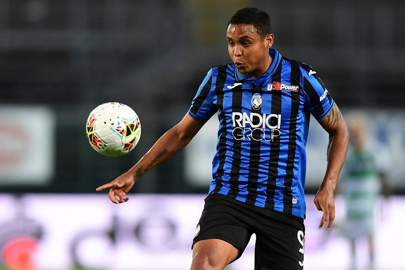Gol Penalti Muriel amankan kemenangan kedelapan beruntun untuk Atalanta
