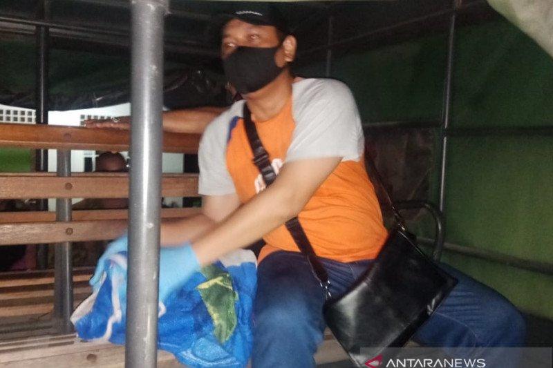 Warga Tanjungpinang heboh mayat bayi dalam lemari kamar kos