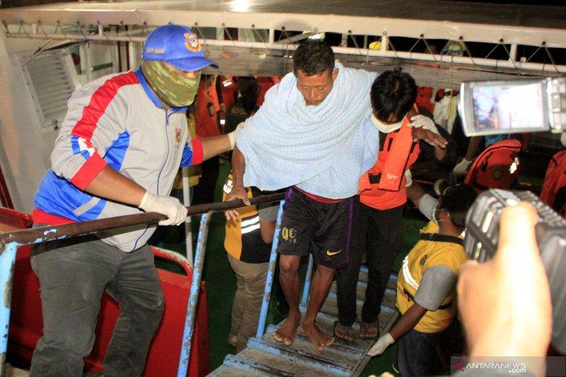 Dishub-KSOP investigasi tenggelamnya KM Kasih 25