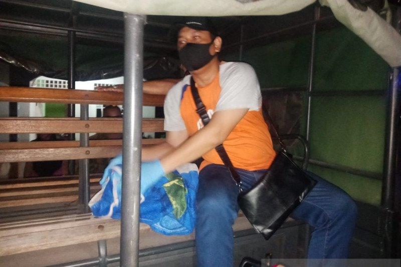 Mayat bayi ditemukan dalam lemari di Tanjungpinang