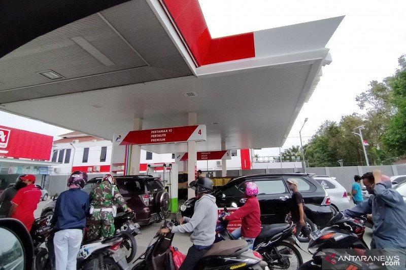 Sulteng urutan ke dua konsumsi terbanyak BBM  di Pulau Sulawesi