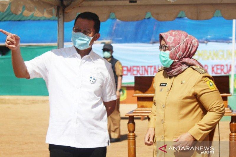 Bupati lapor ke Mensos 172.669 keluarga di Bogor belum dapat bansos