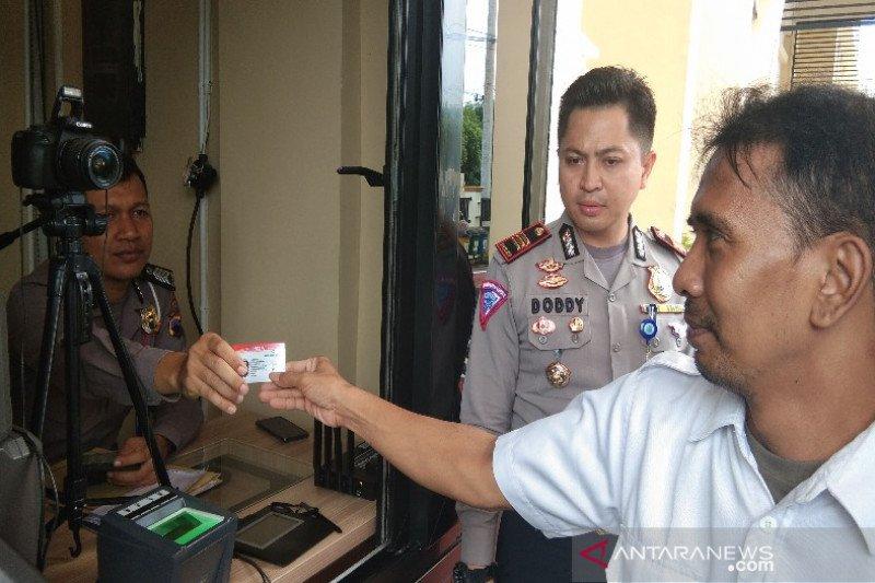 Polres Batang canangkan pelayanan SIM internasional  sambut normal baru
