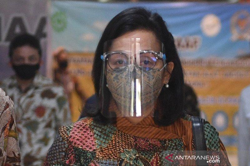 "Menkeu Sri Mulyani sebut 205 ""awardee"" LPDP berkontribusi tangani COVID-19"