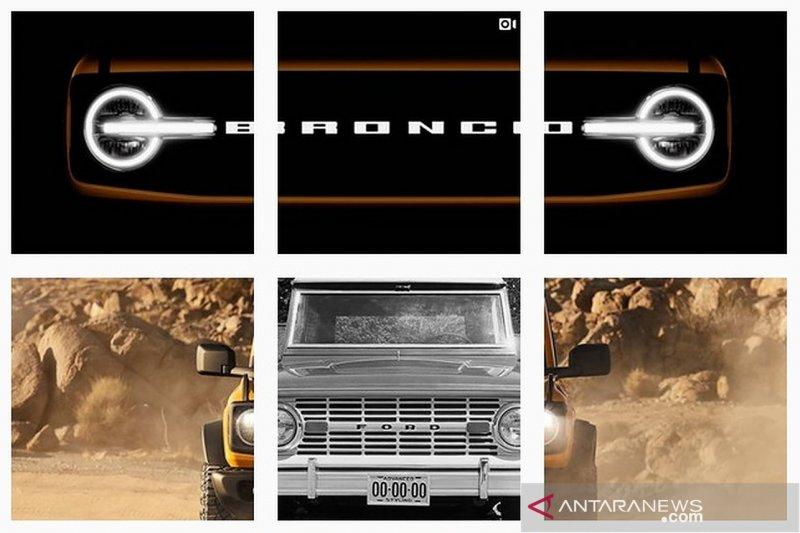Peluncuran Ford Bronco akan libatkan Disney