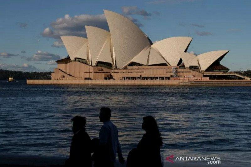 Pertama sejak Flu Spanyol, Australia tutup batas internal akibat corona