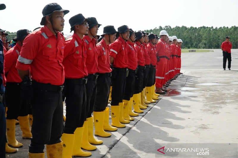 Fokus pencegahan karhutla, Grup APRIL umumkan periode rawan kebakaran