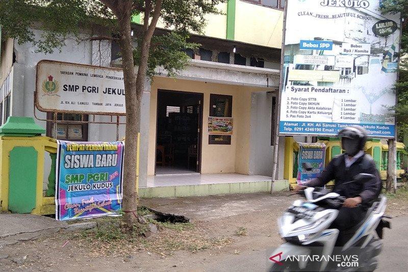 SMP swasta di Kudus ada yang belum mendapatkan murid