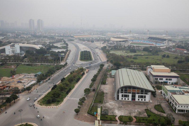 Vietnam berharap bisa gelar Grand Prix F1 akhir November