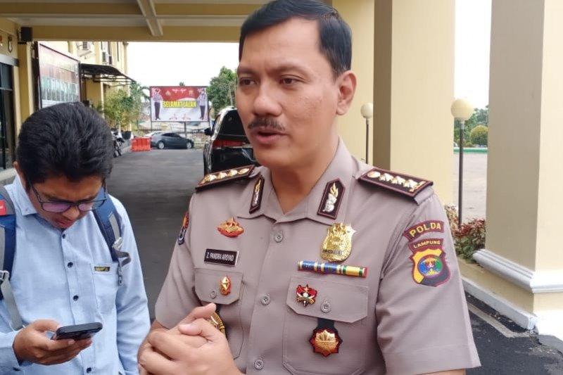 Polda Lampung benarkan artis VS ditangkap terkait  dengan prostitusi daring