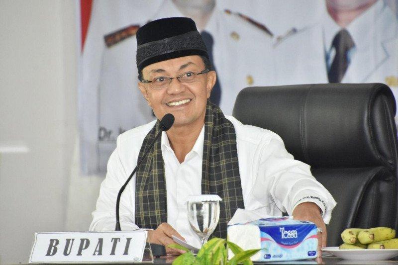 Ditetapkan sebagai tersangka, Bupati Agam Indra Catri hormati proses hukum yang sedang berjalan