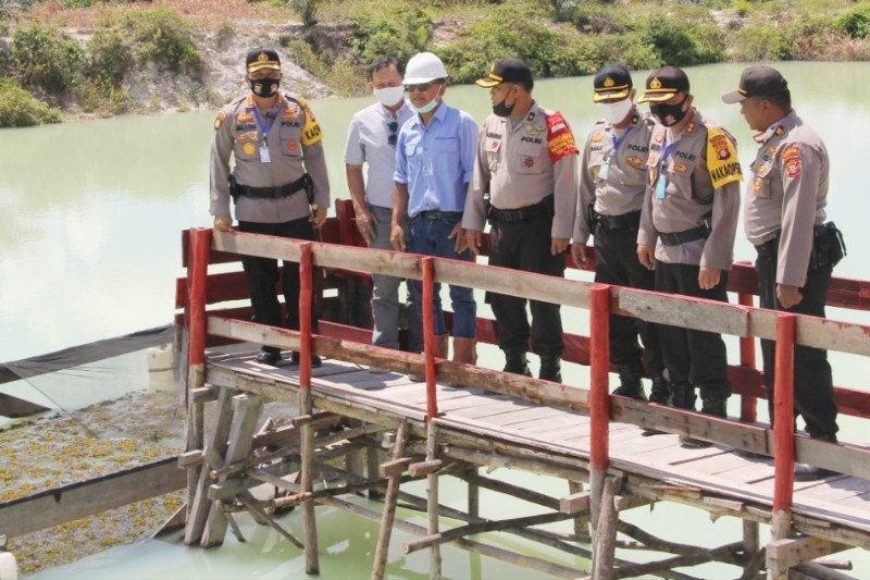 Perusahaan perkebunan diminta membantu cegah karhutla di Palangka Raya