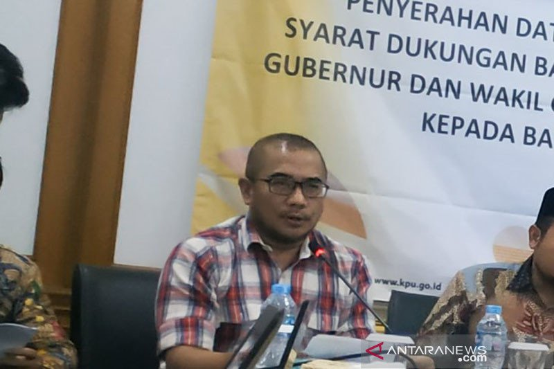 KPU  tanggapi   Putusan MA terkait PKPU 5 Tahun 2019