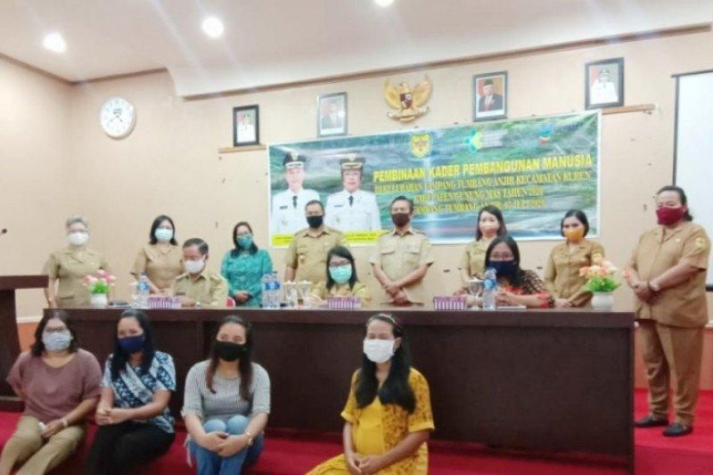 Dinkes Gumas mulai bina KPM di desa/kelurahan lokus stunting