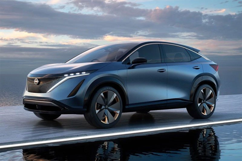 'Crossover' listrik Nissan Ariya segera hadir Juli ini