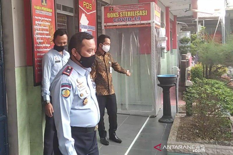 Pegawai Rutan diminta waspadai corona agar tak tulari penghuni (VIDEO)