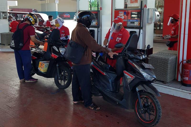 Pascagempa M 6,1, penyaluran BBM dan LPG di Jepara berjalan normal