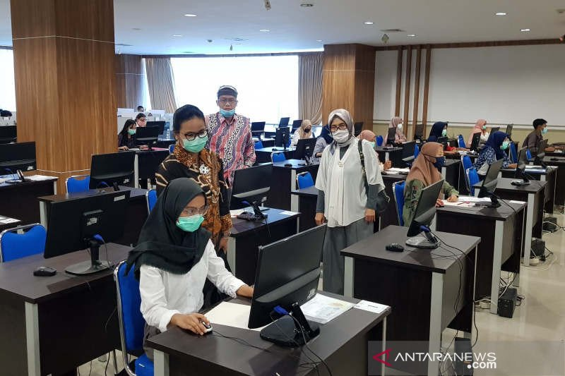 Wakil Ketua Komisi X: UTBK di Undip sesuai protokol kesehatan