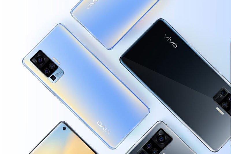Vivo hadirkan ponsel flagship X50 Series saat pandemi, ini alasannya