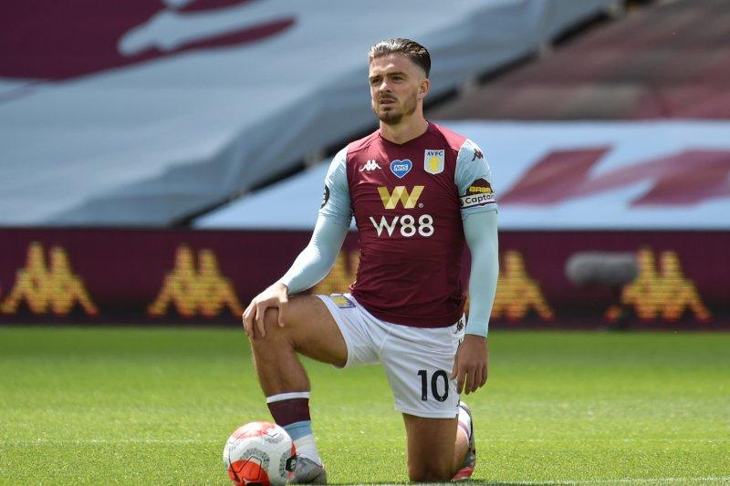 Grealish teken perpanjangan kontrak di Aston Villa