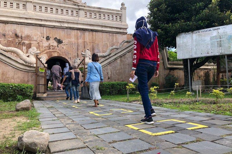 Objek wisata di Yogyakarta diwajibkan membentuk Satgas COVID-19