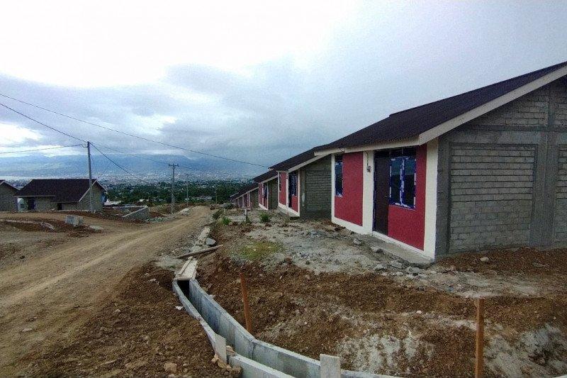 PUPR targetkan hunian korban bencana di Palu selesai akhir 2020